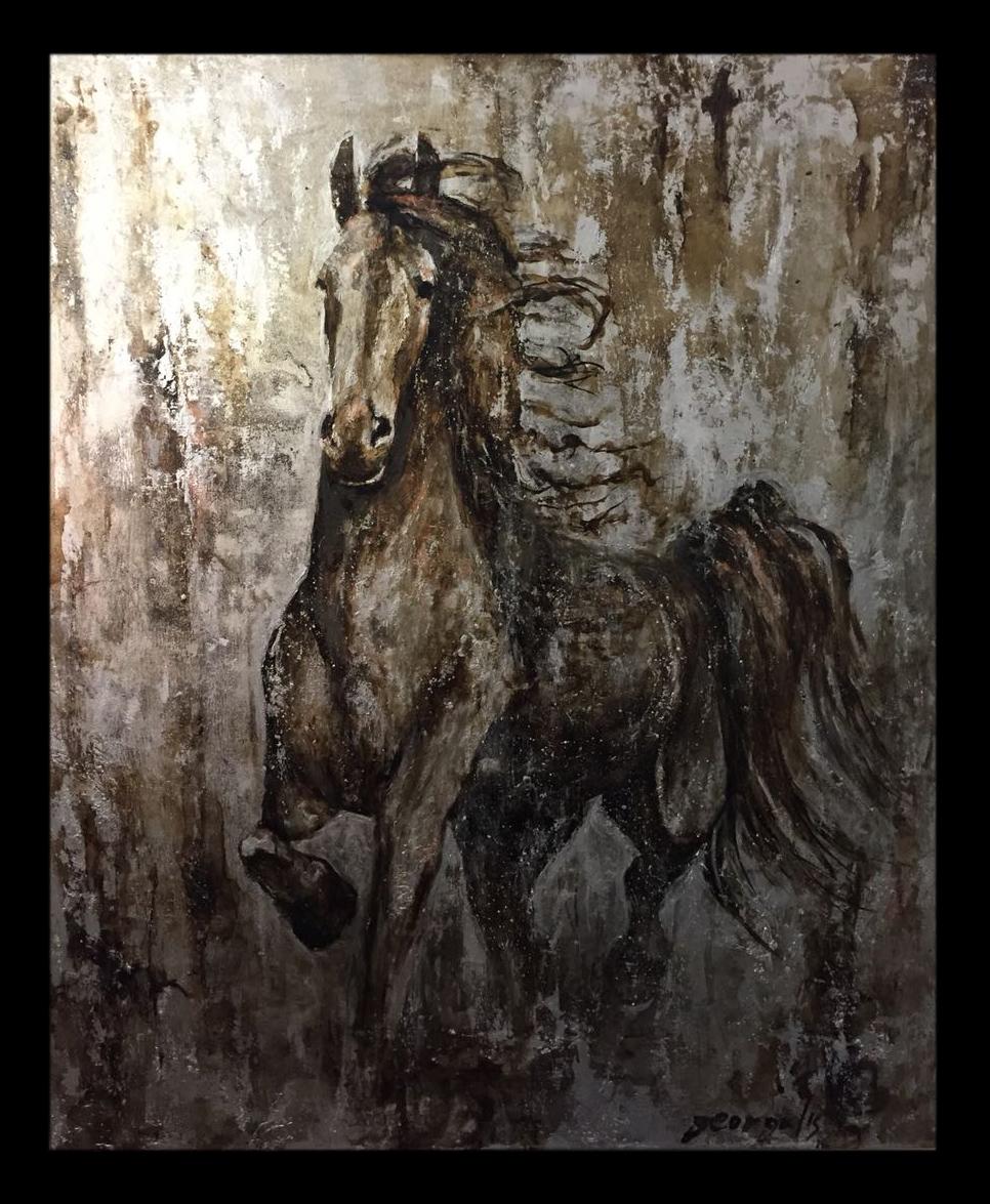 Άλογο Λαμαρίνα