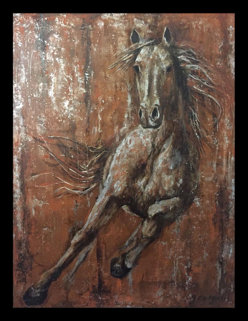 Άλογο Σκουριά